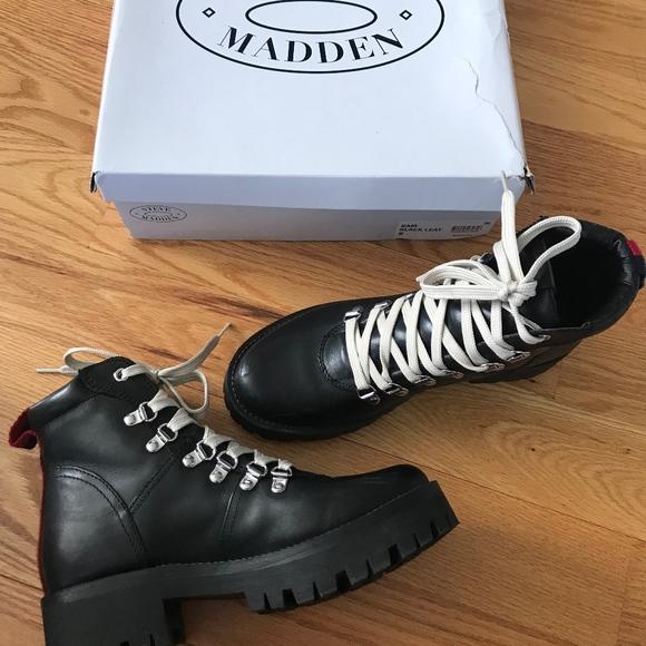 38a8dccd6b7 Steve Madden Bam Hiker Boot. M 5c69e5eb4ab63322d802d68f